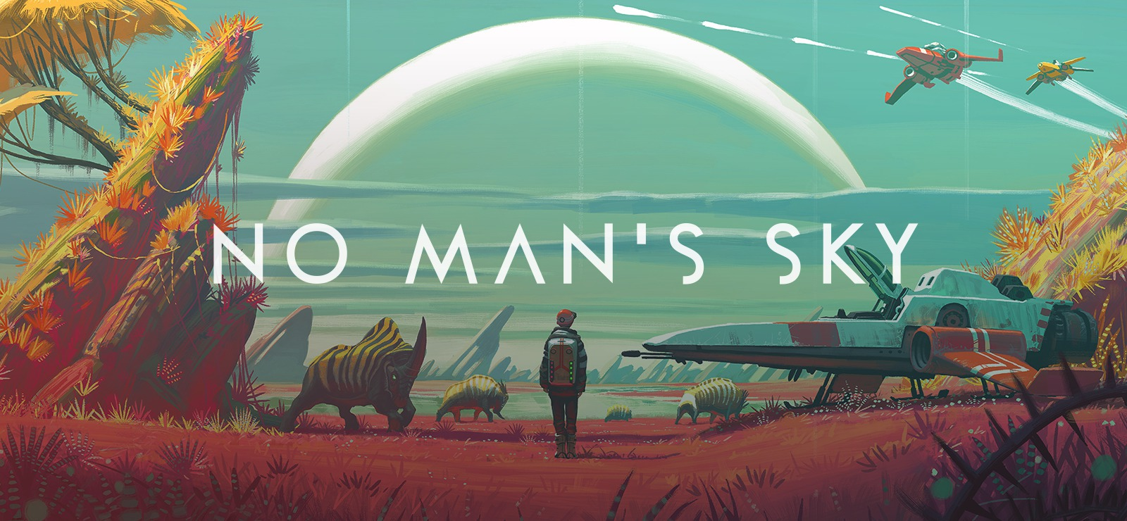 Hello Games spiega l'universo di No Man's Sky in una video intervista