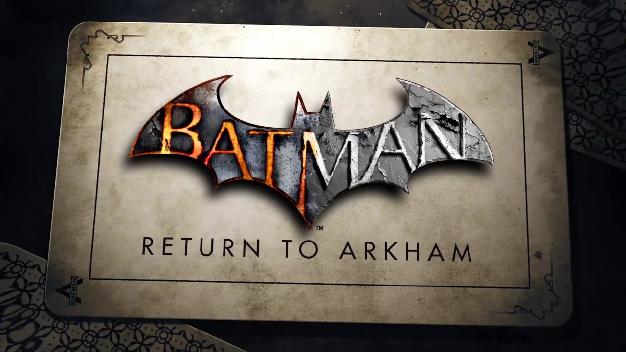 Rimandata la collection Batman: Return to Arkham