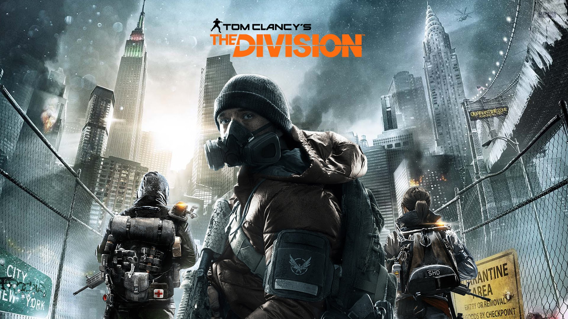The Division: guida a i drop facili a 191/204/214/240!