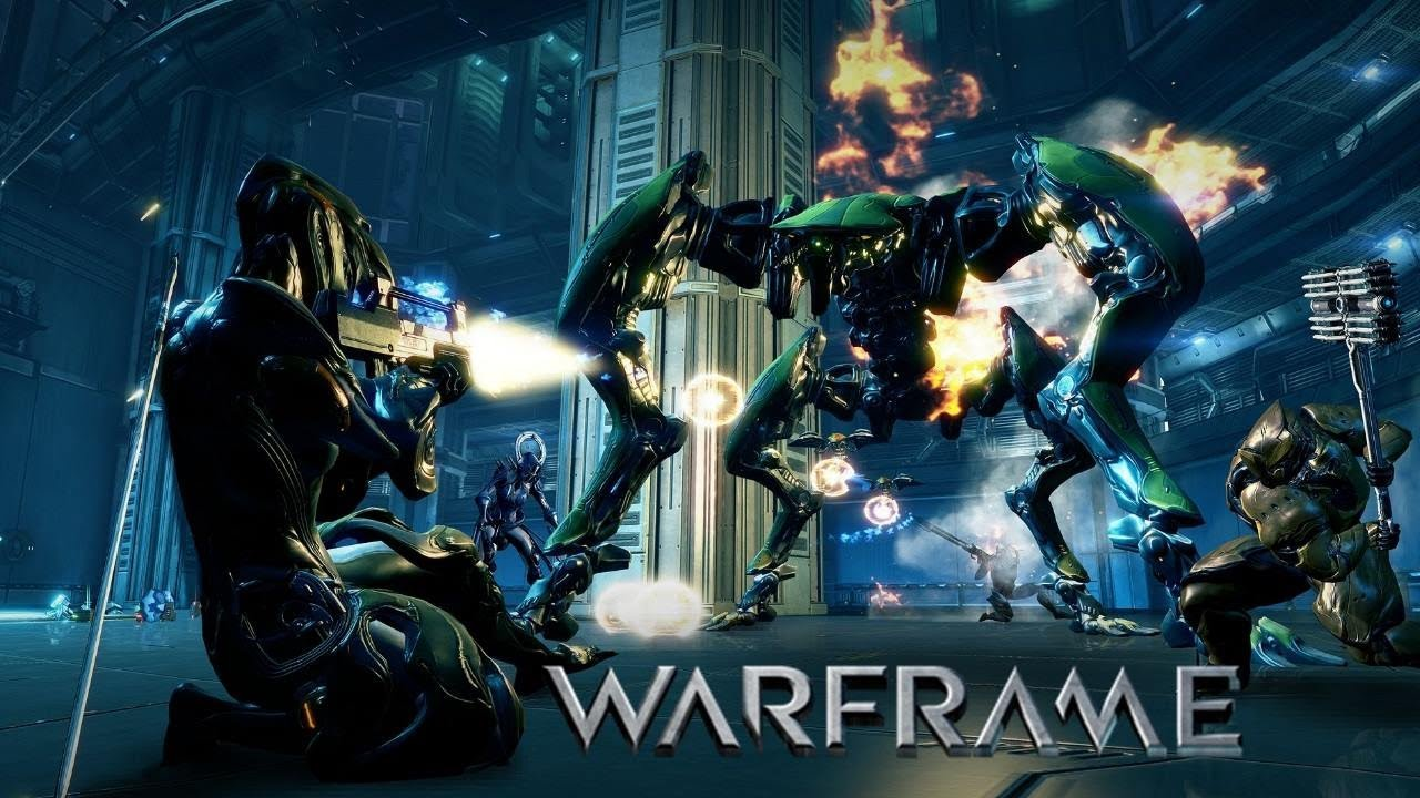 Warframe sarà su Switch, grazie a Panic Button