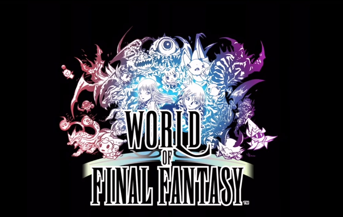 World of Final Fantasy arriverà su PC