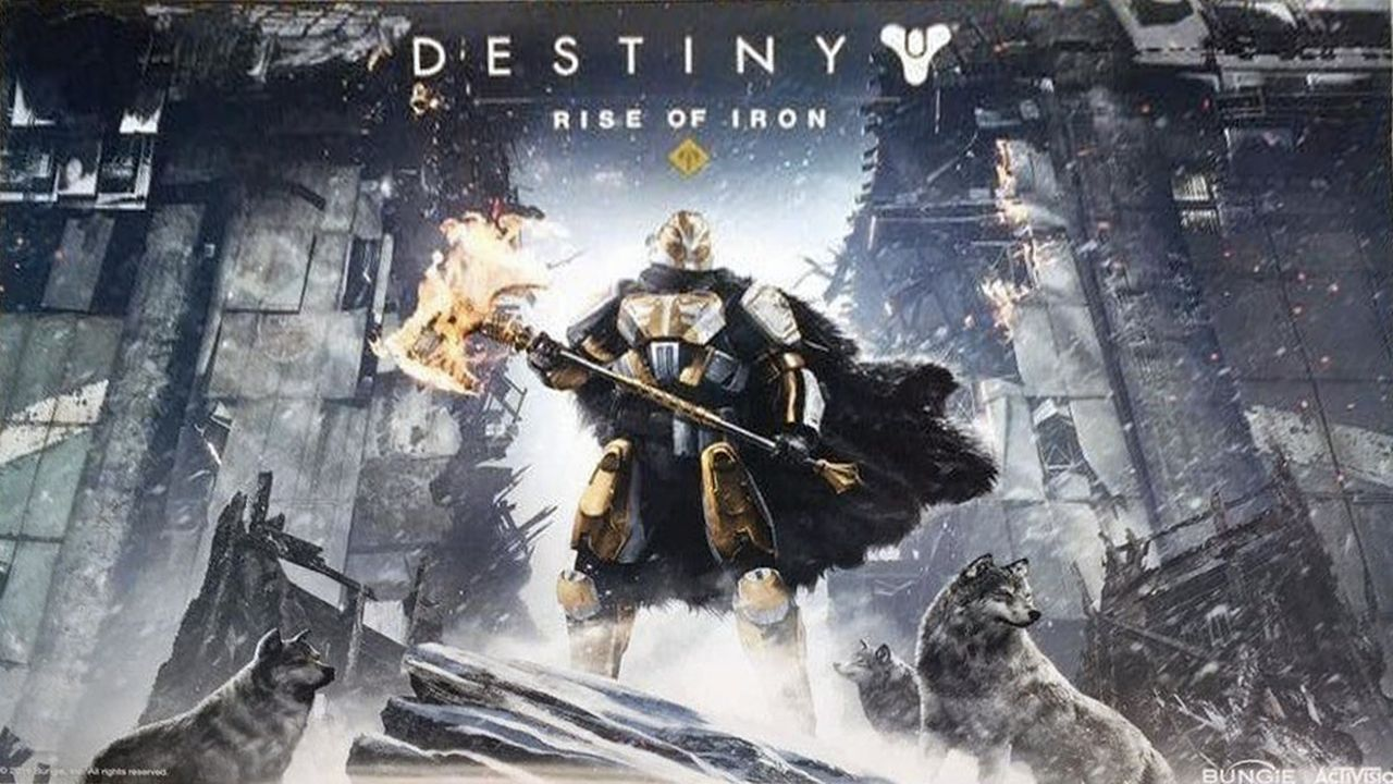 Destiny Rise of Iron Live Stream 1