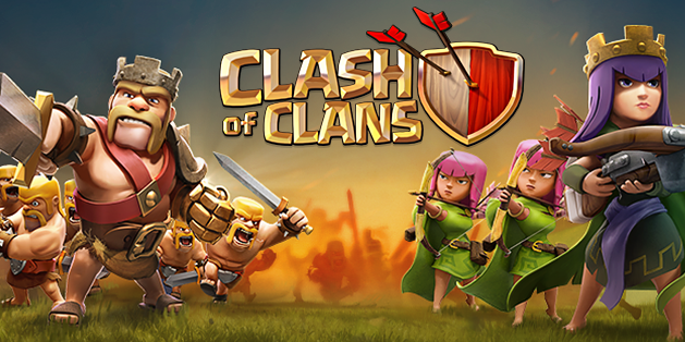 Clash of Clans Off-Line