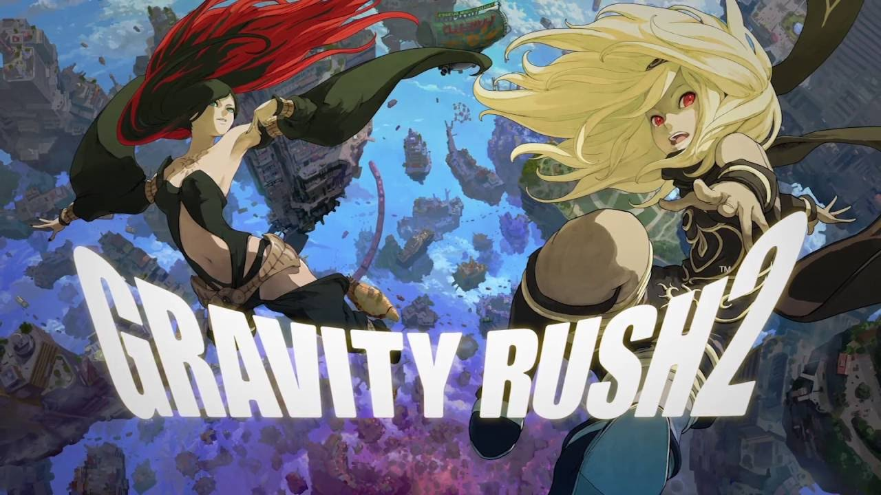"Gravity Rush 2: Trailer del ""Phantasy Star Online 2 Collaboration Pack"""