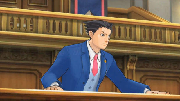 Ace Attorney – Spirit of Justice: demo e prologo in inglese