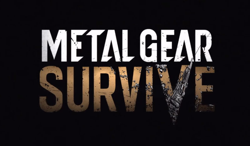 Metal Gear Survive rimandato al 2018