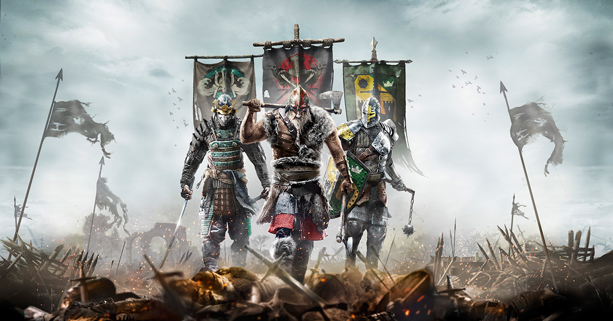 For Honor Closed Beta- Prime impressioni