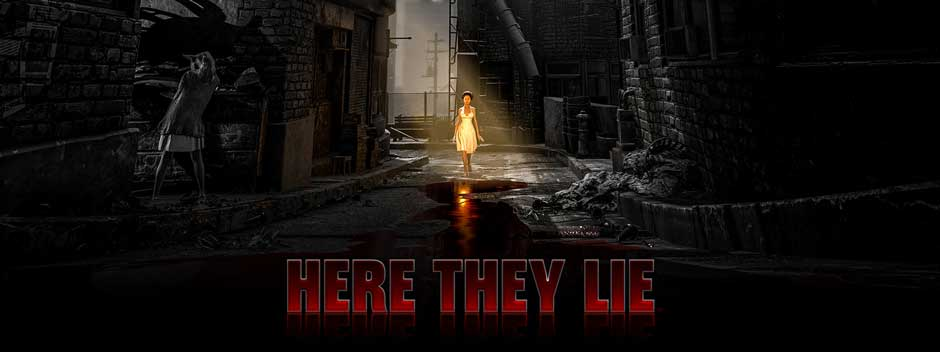 Here They Lie Launch Trailer