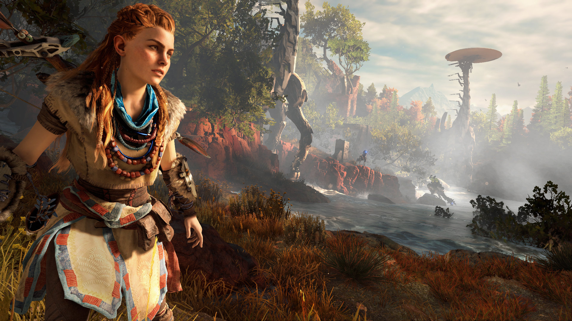 Horizon Zero Dawn: In arrivo la Complete Edition