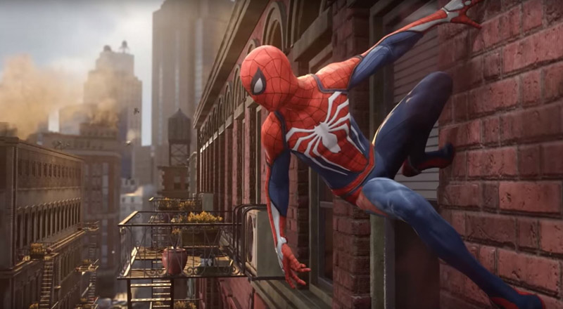 Gli Avengers appariranno in Spider-Man per PlayStation 4?