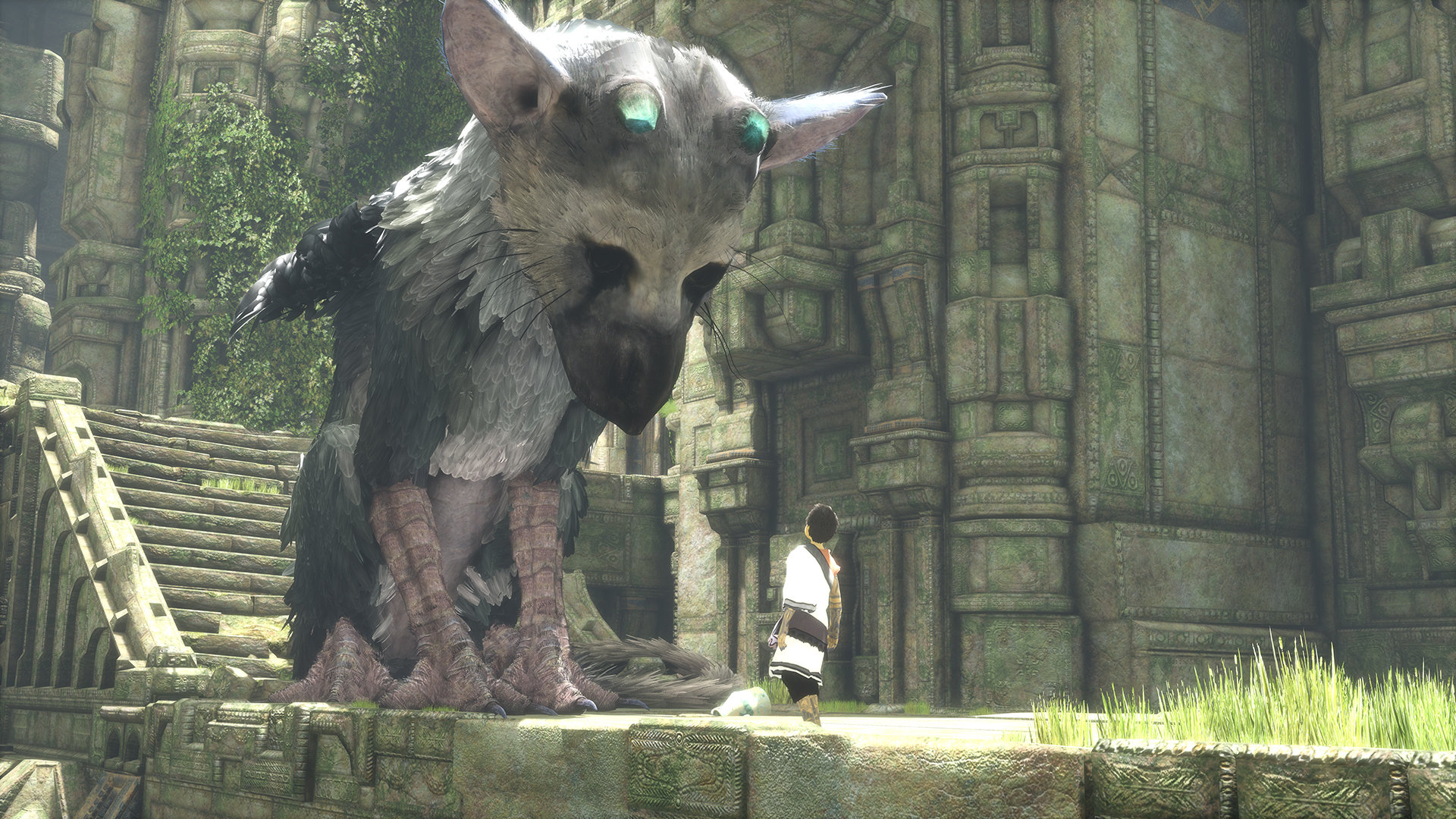Avvistato un bundle con PS4 Slim e The Last Guardian
