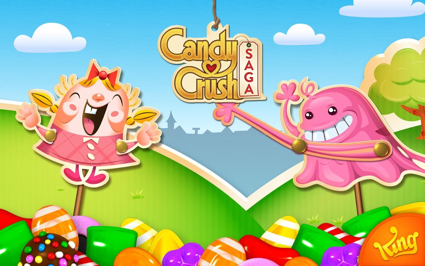 candy crush su pc