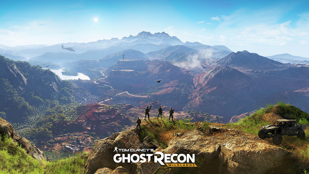 Ghost Recon: Wildlands, le date della Closed Beta e nuovi trailers