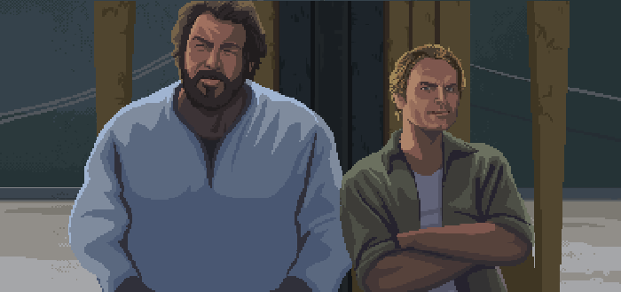 Slaps and Beans: il gioco su Bud Spencer e Terence Hill si farà