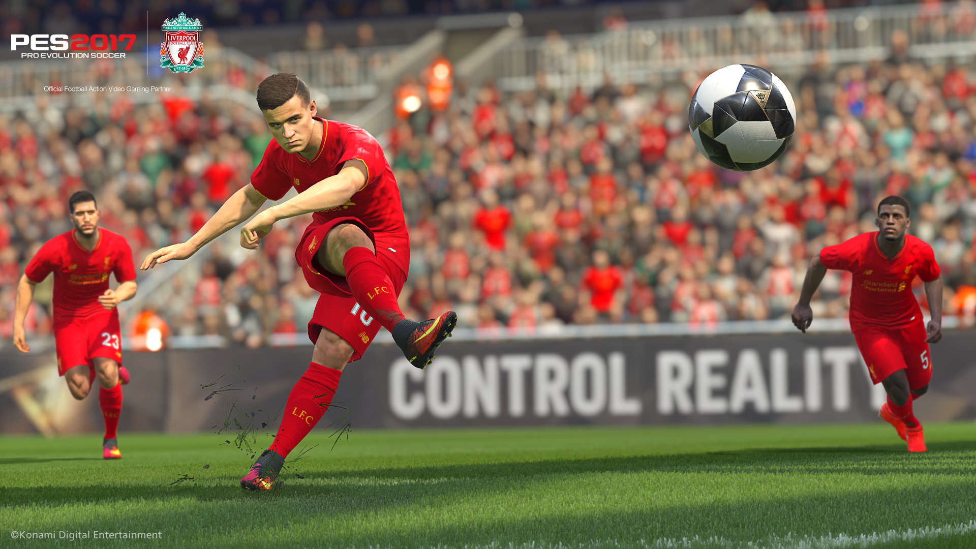 PES 2017: In arrivo il Data Pack 3