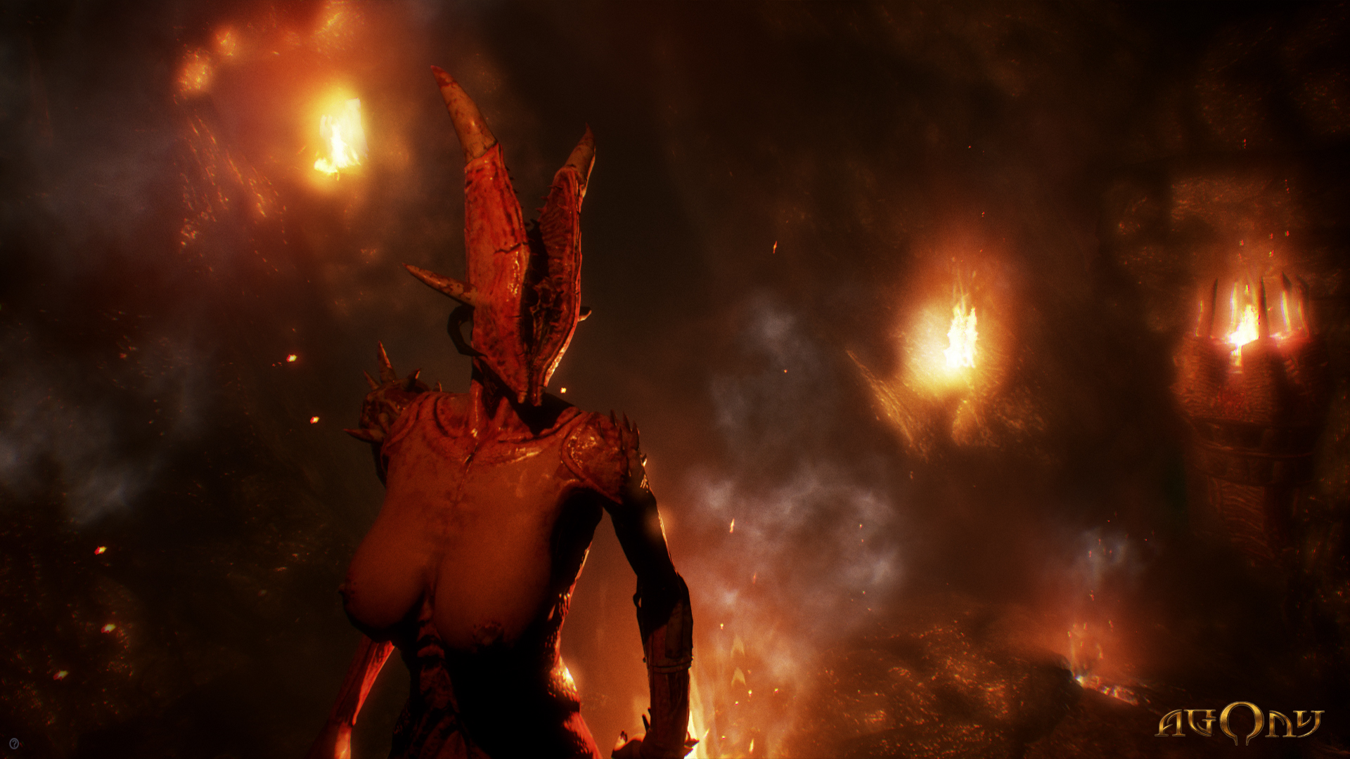 Madmind: cancellazione di Agony Unrated