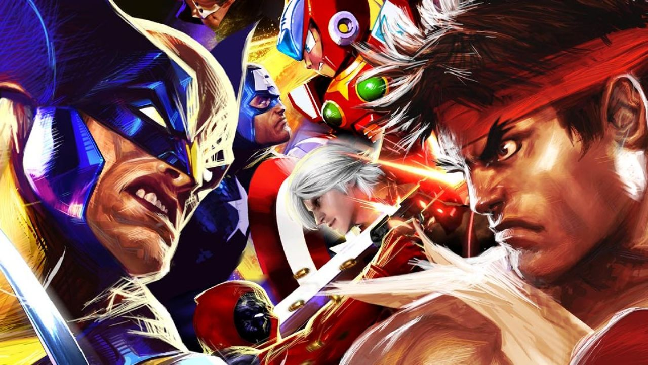 Marvel vs Capcom 4