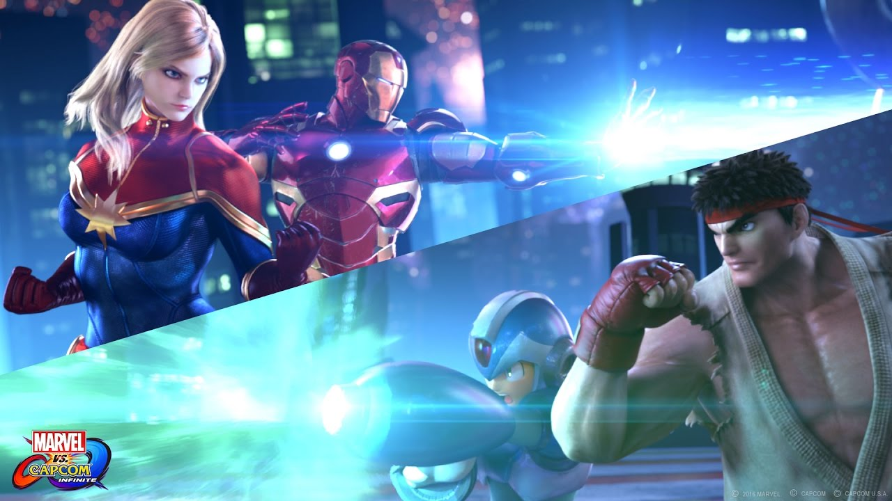 Annunciata la finestra di lancio di Marvel vs Capcom Infinite