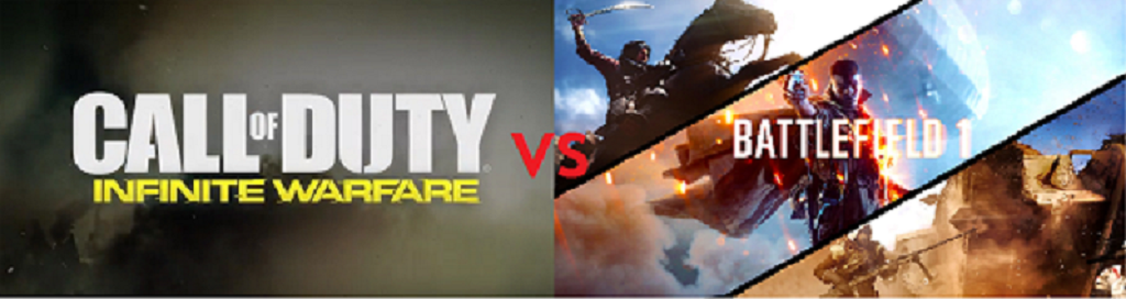 Call of Duty - Infinite Warfare batte tutti 24