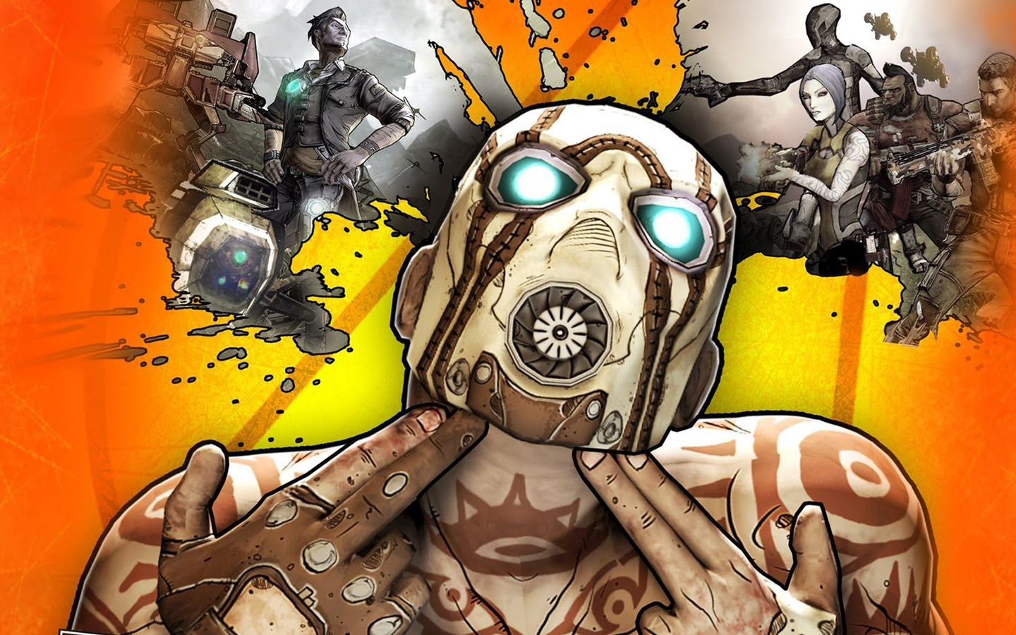 Borderlands 3 non sarà presente all'E3 2018