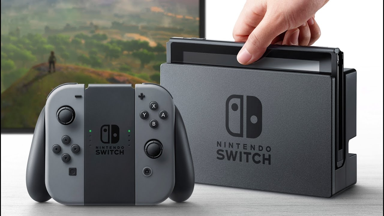 Nintendo Switch: Il primo video unboxing