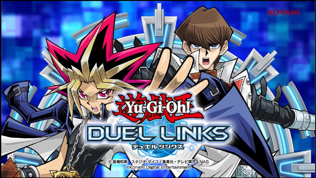 Yu-Gi-Oh Duel Links disponibile prossimamente su PC