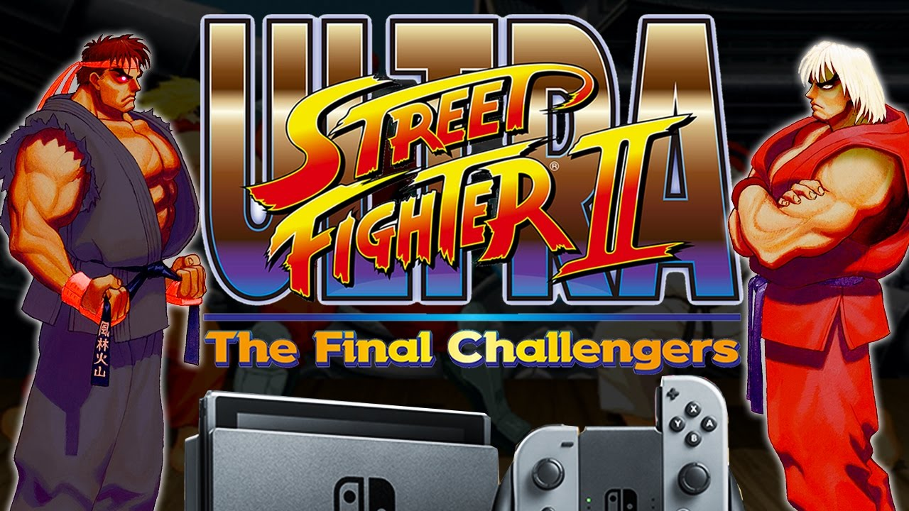 Ultra Street Fighter II The Final Challengers: Pubblicato il trailer di lancio