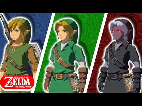 The Legend Of Zelda BotW