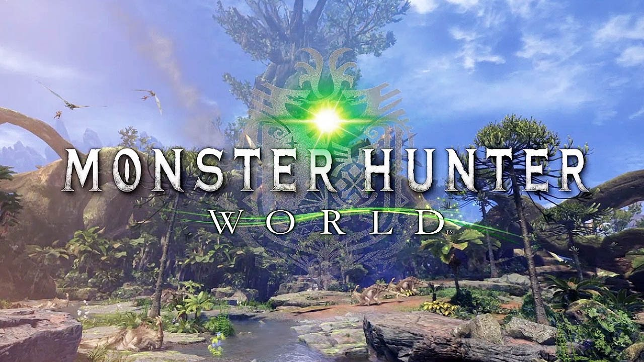 Monster Hunter World e Horizon Zero Dawn si incontrano nello stesso gioco