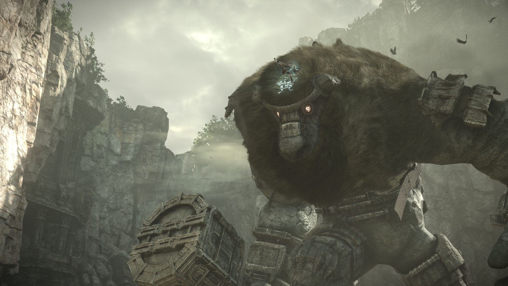 Shadow of the Colossus Remastered – Nuovo trailer mostrato alla Paris Games Week