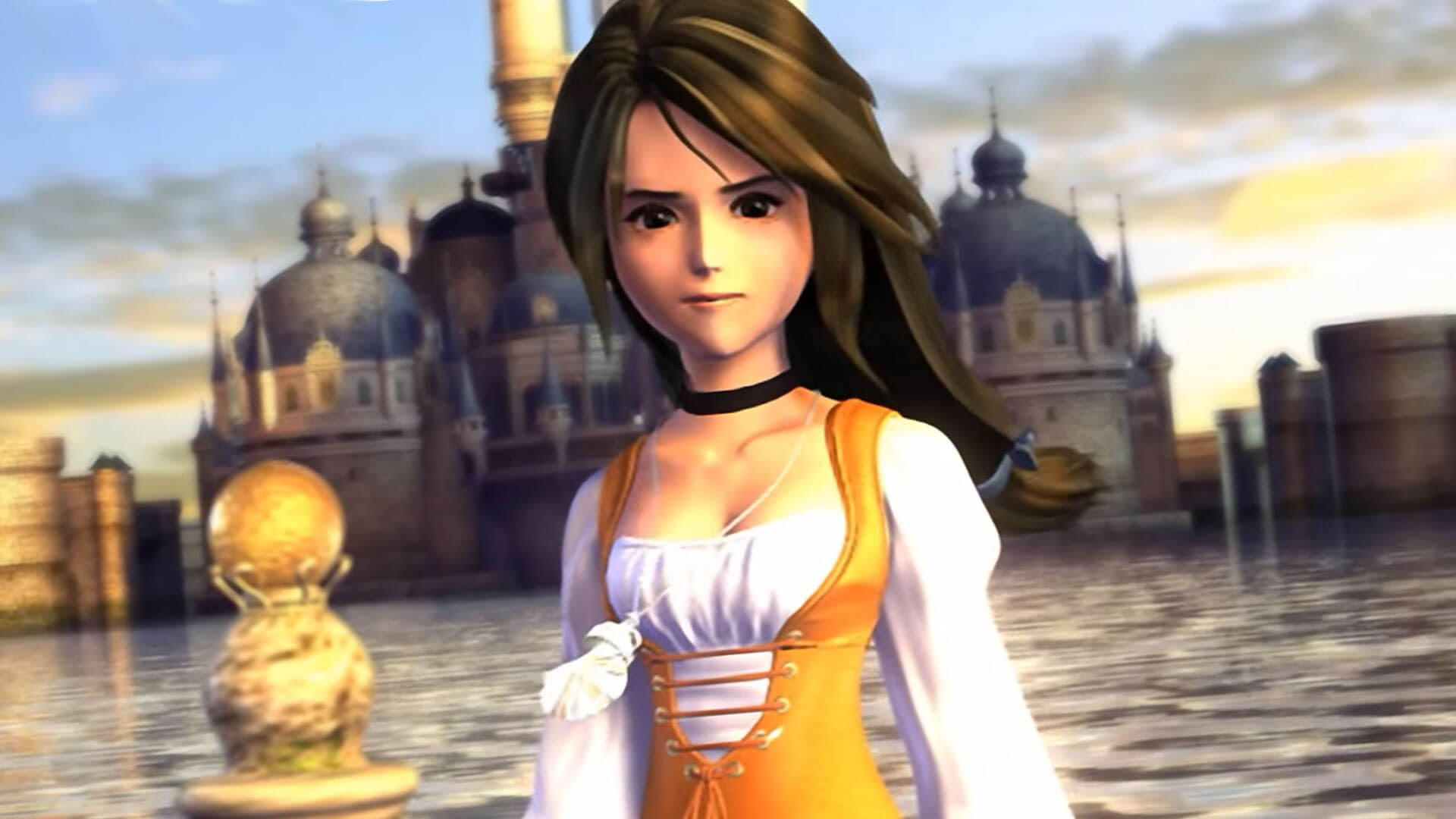 Final Fantasy IX è disponibile da oggi su PS4