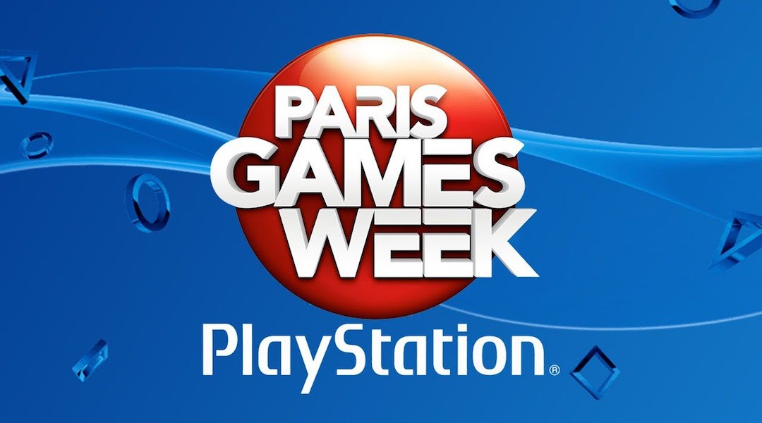 Paris Games Week - PlayStation