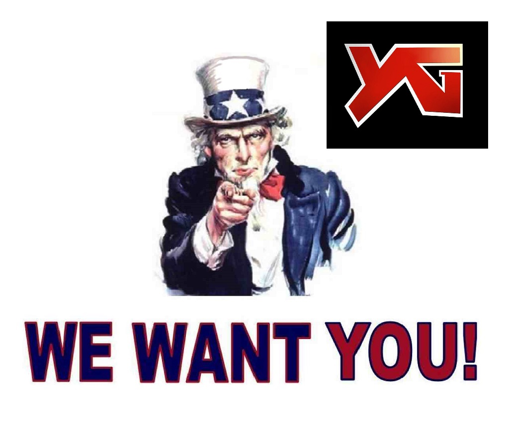 Yessgame - We Want You
