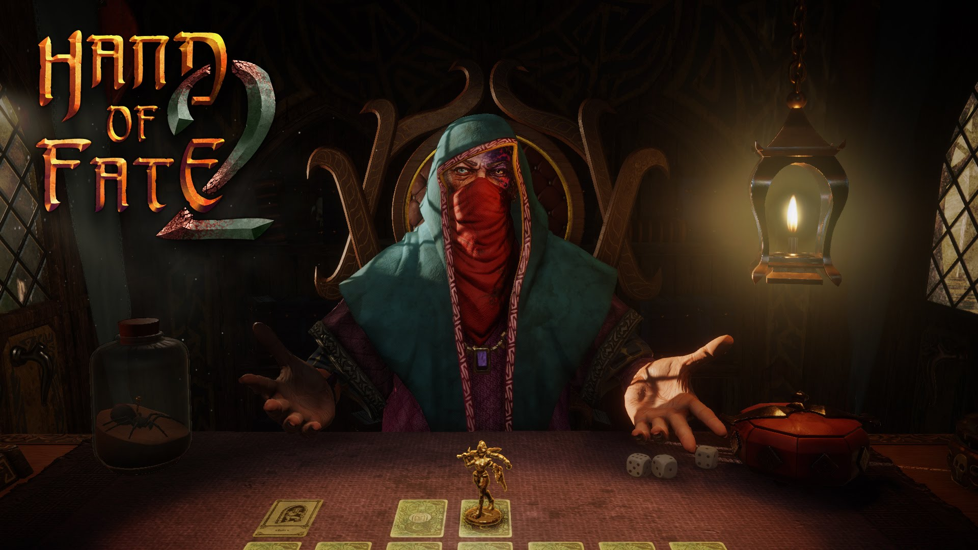 Hand of Fate 2 in arrivo su Nintendo Switch