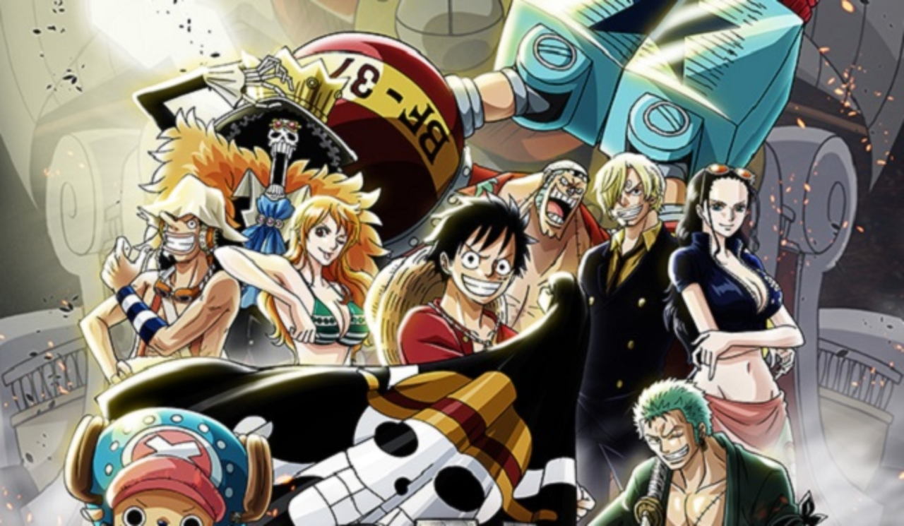 One Piece Grand Cruise: Luffy e compagni in VR