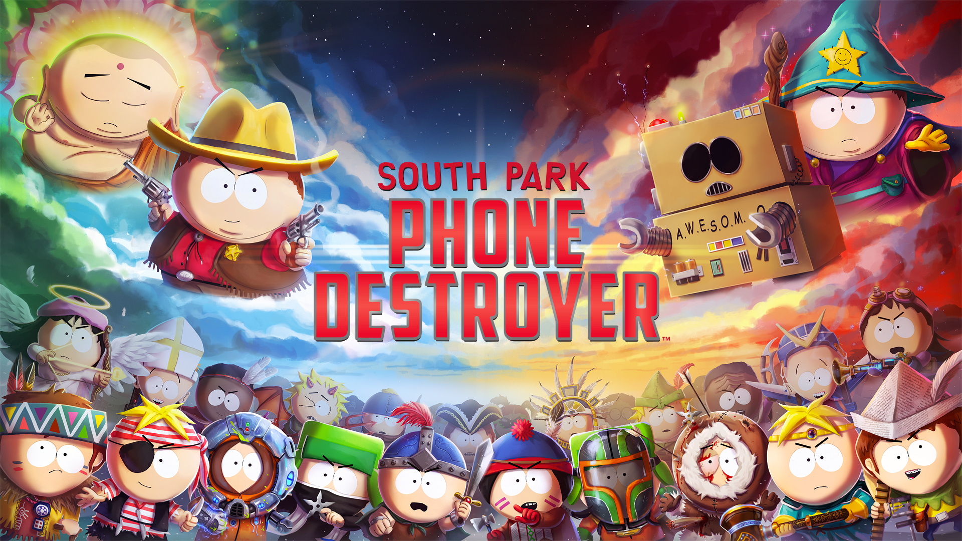 South Park Phone Destroyer: La recensione