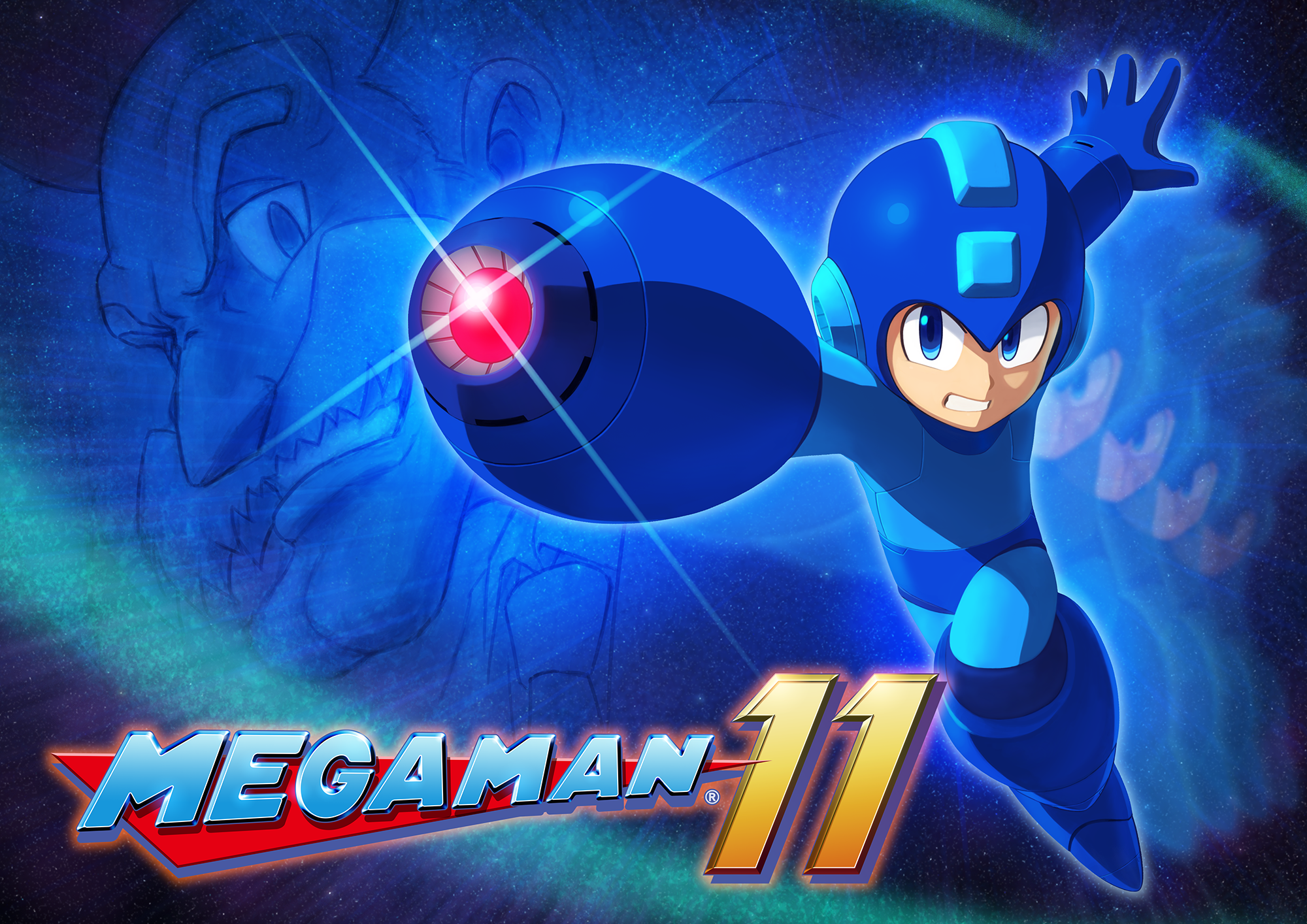 Mega Man 11: Su Switch solo in digitale