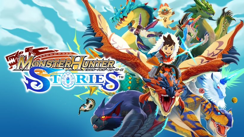 Monster Hunter Stories – Arriva anche su smartphone in Giappone