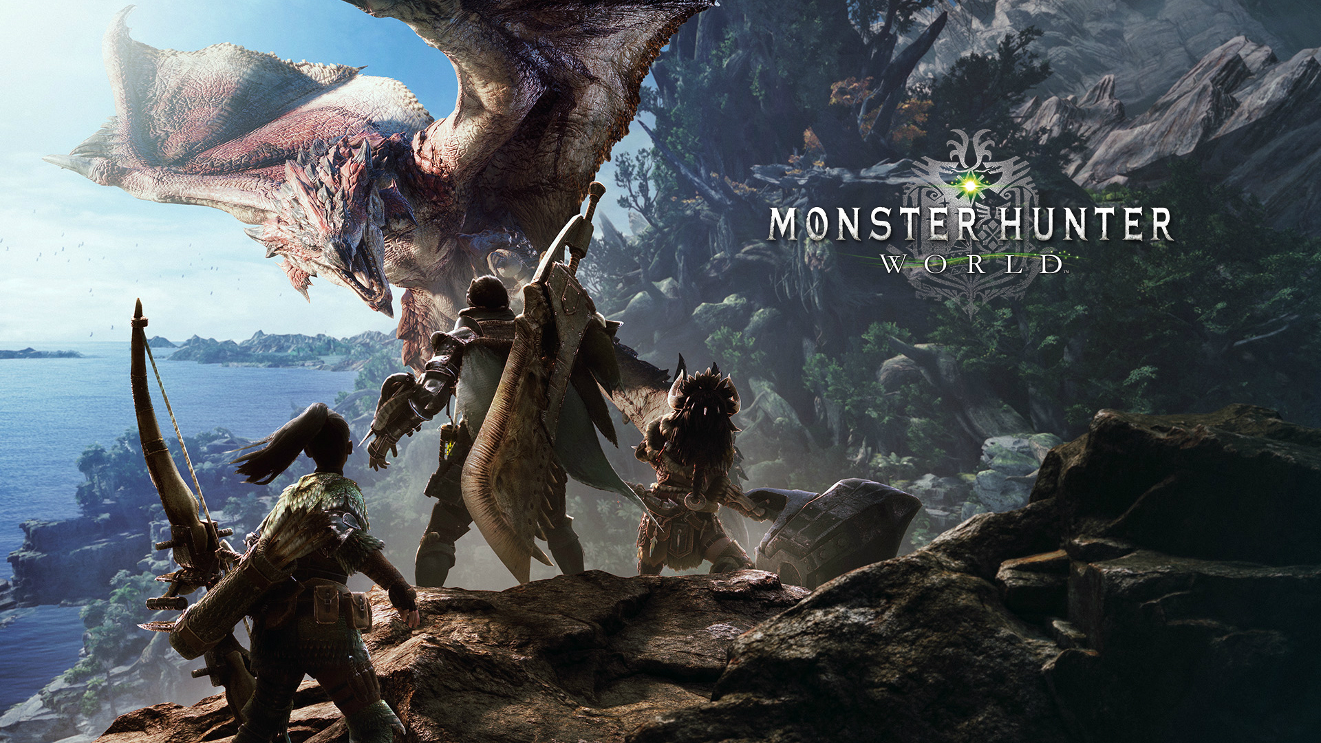 Beta di Monster Hunter World