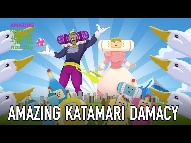 Amazing Katamari Damacy – Disponibile ora per Android e iOS