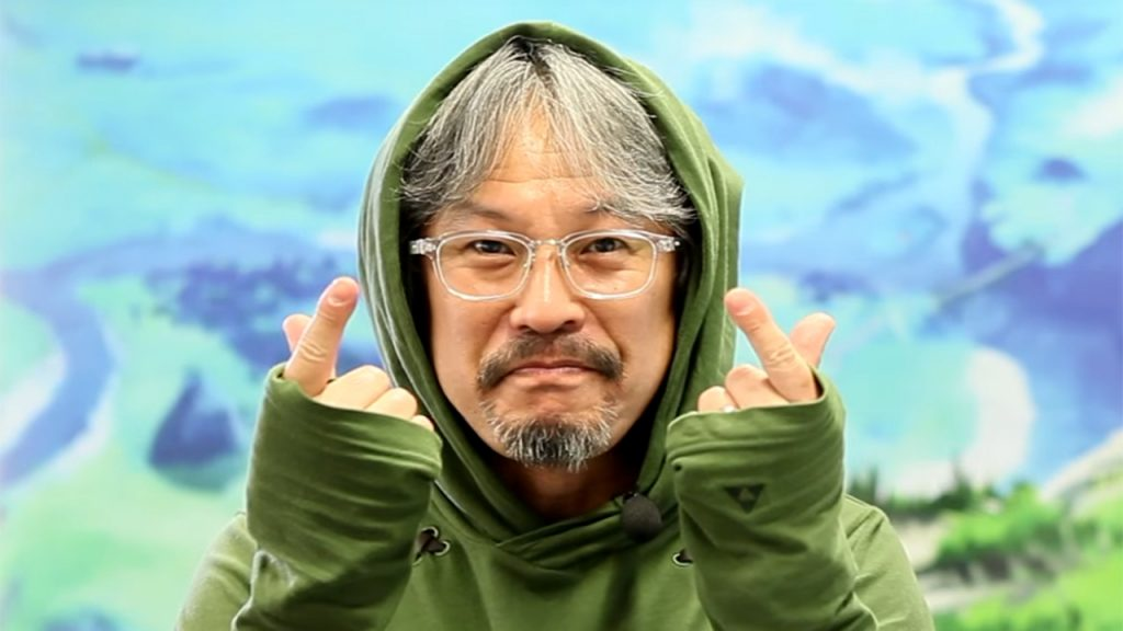 The Legend of Zelda - Aonuma