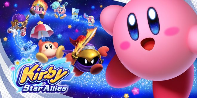Kirby Star Allies nuove migliorie