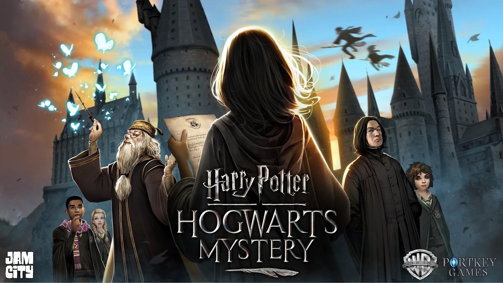 Harry Potter Hogwarts Mystery: Il primo trailer