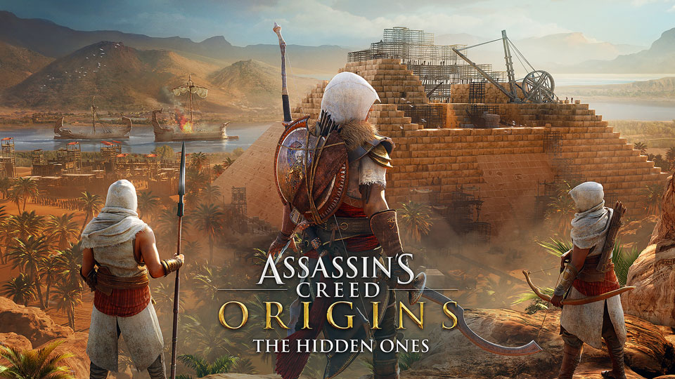 Assassin's Creed Origins - Gli Occulti