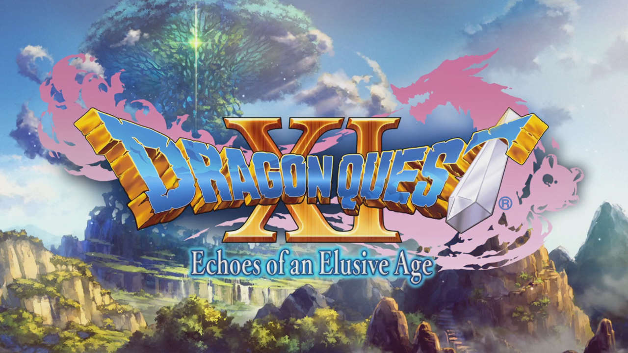 Dragon Quest XI, nuovo trailer sul cast