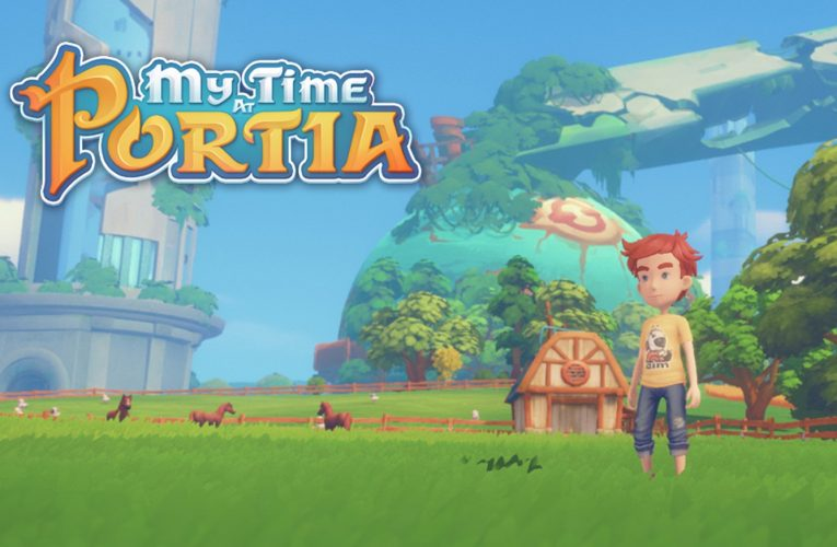 My Time at Portia: Annunciata la data di uscita per console