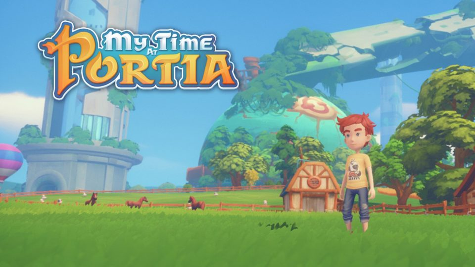 My Time at Portia @ PC