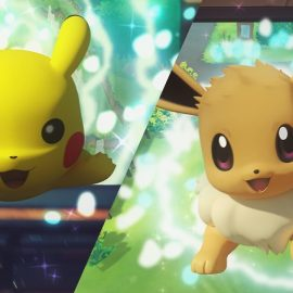 Pokemon Let's Go: Gameplay dall'E3 2018