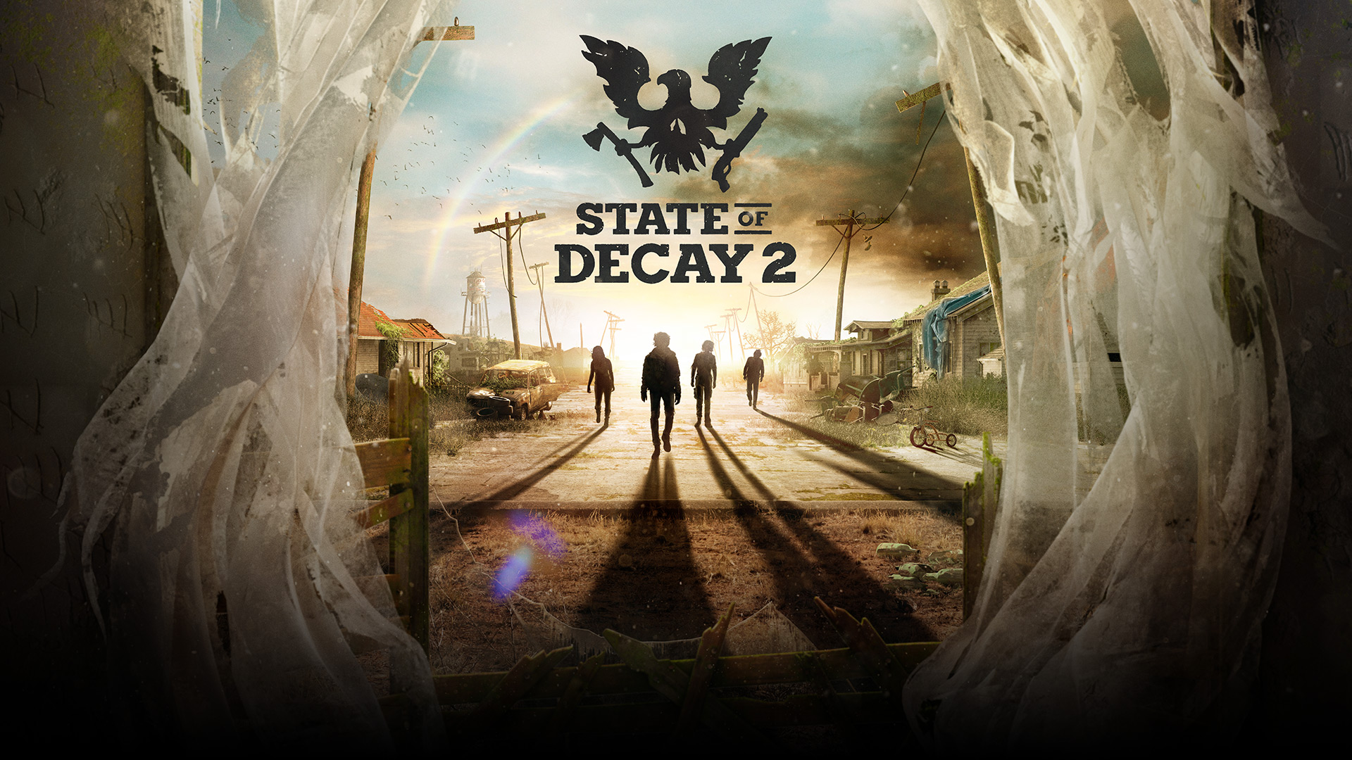 State of Decay 2: Gameplay in co