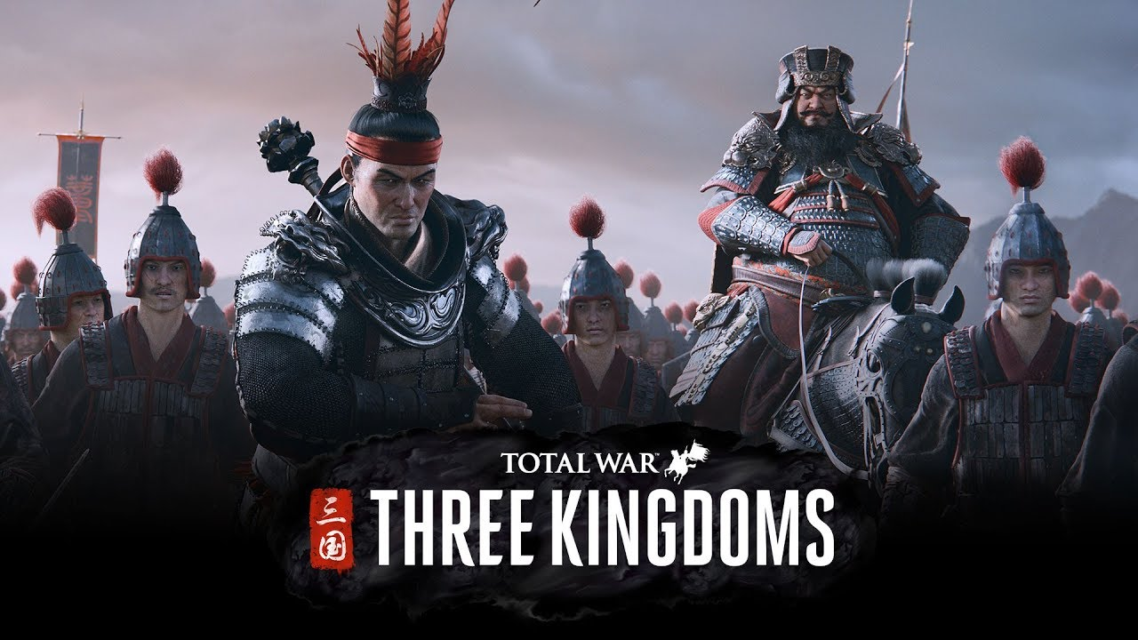 Total War THREE KINGDOMS: Il cinematic trailer
